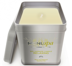 MonuSpa candle png